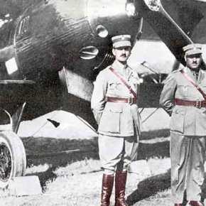 8 Ιουνίου 1928: Άθλος Ελλήνων πιλότων με το αεροσκάφοςΕΛΛΑΣ