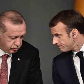 «Ψυχρός» πόλεμος Άγκυρας – Παρισίου: Οι τουρκικοί τσαμπουκάδες στη Λιβύη, η οργή του Μακρόν και οι κατασκοπευτικέςπροεκτάσεις