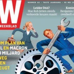 Σάλος από εξώφυλλο ολλανδικού περιοδικού – Επαναφέρει τα διχαστικά στερεότυπα περί «τεμπέληδων» στοΝότο