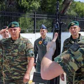Συνάντηση του Α/ΓΕΕΘΑ με τον Σύμβουλο Εθνικής Άμυνας και επίσκεψη στηνΑΣΔΕΝ