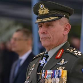 Ο Αρχηγός ΓΕΕΘΑ στον σύμβουλο εθνικήςασφαλείας