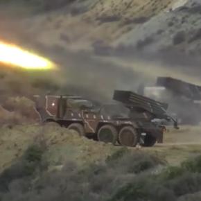 Πήραν «φωτιά» τα όπλα στον Έβρο! Ο Στρατός Ξηράς στέλνει το δικό του μήνυμα στην Τουρκία(vid)