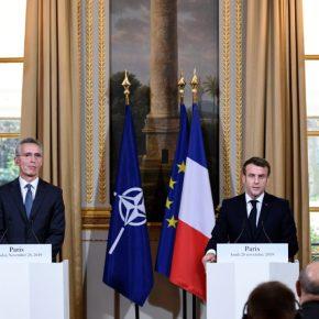 Η Γαλλία φέρνει στο ΝΑΤΟ τις τουρκικές προκλήσεις! «Απαράδεκτος» και «επιθετικός» ο ρόλος της στηΛιβύη