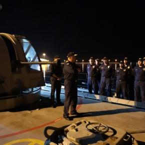 Επίσκεψη Αρχηγού ΓΕΝ σε Πολεμικά Πλοία και Μονάδες του Ανατολικού Αιγαίου(pics)