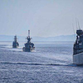 Πυραυλική αναβάθμιση στον αέρα και εκσυγχρονισμός φρεγατών: Η ελληνική απάντηση στη τουρκικήπροκλητικότητα