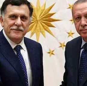 Ρ.Τ.Ερντογάν & Φ.Σαράτζ ολοκλήρωσαν το μοίρασμα της ελληνικής υφαλοκρηπίδας: «Θα εκμεταλλευτούμε τον μεσογειακόπλούτο»