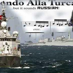 Η Άγκυρα απείλησε ΝΑΤΟϊκά πλοία όταν πήγαν να ελέγξουν το Cirkin που μετέφερε όπλα για τους Τούρκους στηνΛιβύη!