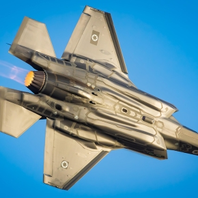 F-35 και βελτιωμένος HARM: Το… «φάρμακο» για τουςS-400;