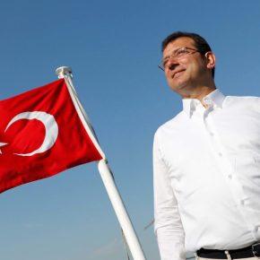 """Ο Ιμάμογλου """"καρφώνει"""" Ερντογάν: Η Αγιά Σοφιά δεν πρέπει να εργαλειοποιείται"""