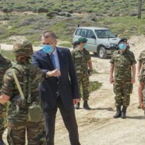 Στεφανής: Ποτέ δεν μπήκε Τούρκος στρατιώτης σε ελληνικό έδαφος – Για κάθε δράση, υπάρχειαντίδραση