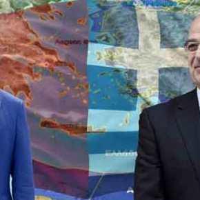 Τι περιλαμβάνει η συμφωνία οριοθέτησης ΑΟΖ Ελλάδας-Ιταλίας – Τι παραχώρησε η Αθήνα για να προλάβει τις εξελίξεις…
