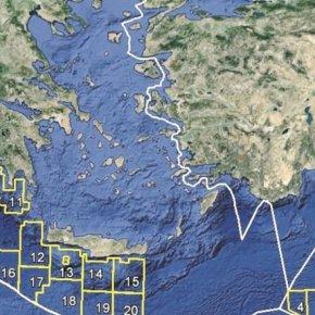 Το μεγαλύτερο ποσοστό της ΑΟΖ του Καστελόριζου παραχωρεί η Αθήνα στοΚάιρο