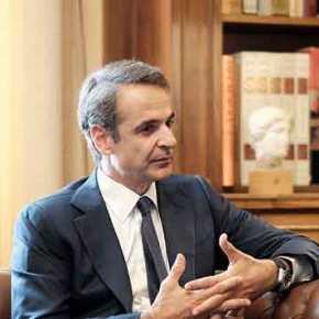 Ο Μητσοτάκης πάει το θέμα της Τουρκίας στη Σύνοδο Κορυφής -Η Αθήνα χτίζει συμμαχίες, ηχηρή απάντηση στις προκλήσεις τηςΑγκυρας