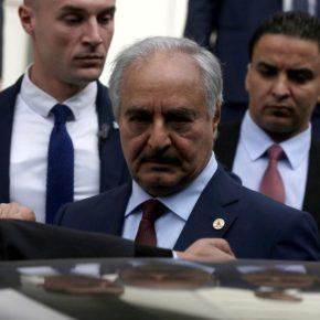 Κίνηση-ματ από Σίσι και Χάφταρ: Προτείνουν εκεχειρία και απομάκρυνση των Τούρκων μισθοφόρων από τηΛιβύη