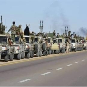 Λιβύη: Αναμένονται σκληρές μάχες- Ο Χαφτάρ μεταφέρει στη Σύρτη στρατιωτικέςενισχύσεις