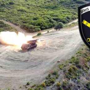 Βολές Πυροβολικού Μάχης στο ΠΒΠετρωτών