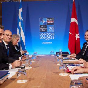 """Το """"μικρό καλάθι"""" και οι μεγάλες ανησυχίες από την επικοινωνία Μητσοτάκη-Ερντογάν"""