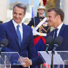 »Ο εχθρός είναι κοινός» – Μέτωπο Ελλάδας, Γαλλίας & ΗΑΕ κατάΤουρκίας