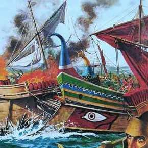 2.500 χρόνια από την ναυμαχία της Σαλαμίνας ONLINE εκδήλωσηΕΛΙΝΙΣ