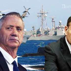 Συμφωνία που αλλάζει τα δεδομένα στην Α. Μεσόγειο: Έρχεται ναυτική συνεργασίαΕλλάδας-Ισραήλ