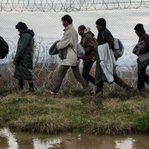 Έβρος: Καταδιώξεις διακινητών & παράνομων μεταναστών στα σύνορα – Αρχίζουν πάλι οι μαζικές«εισβολές»