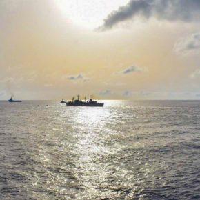 Πολεμικό Ναυτικό: Εντυπωσιακό παρών στο Κρητικό Πέλαγος με συμμετοχή του ΠΓΥ ΑΤΛΑΣ Ι (vid,pics)