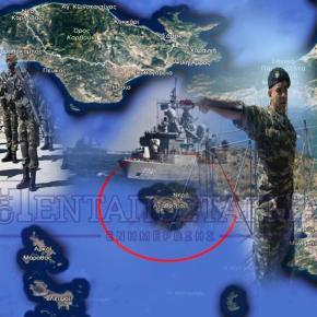 Τουρκικά ΜΜΕ: »Η Σακελλαροπούλου πήγε στο υπό ελληνική κατοχήΑγαθονήσι!»