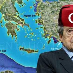 Ροζάκης: »Απομονωμένο το Καστελόριζο, είναι κοντά στις τουρκικέςακτές!»