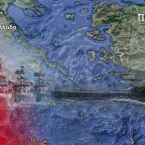 Στον «άξονα του κακού» η Άγκυρα: Τούρκος ναύαρχος βλέπει διαμελισμό τηςχώρας