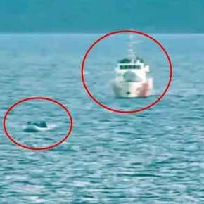 Ακραία πρόκληση: Τουρκικές ακταιωροί συνοδεύουν βάρκες με μετανάστες προς τα ελληνικά χωρικάύδατα