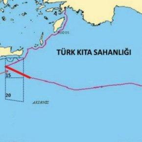«Νότια της Κρήτης σε ελληνικά αδειοδοτημένα «Οικόπεδα» θα γίνει η πρώτη τουρκική γεώτρηση» λένε τα τουρκικάΜΜΕ