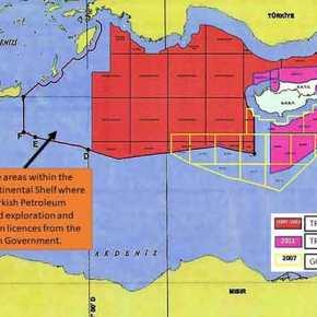 Η Τουρκία αγνοεί τη… λογική και επιμένει για γεωτρήσεις στην ελληνικήυφαλοκρηπίδα