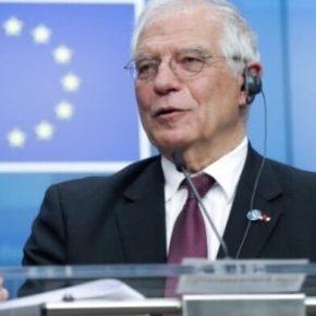 Ζ. Μπορέλ: Η Τουρκία να σεβαστεί τα κυριαρχικά δικαιώματα Ελλάδας καιΚύπρου