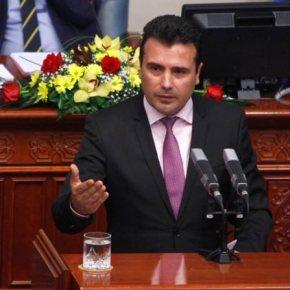 Ξέσπασμα Ζόραν Ζάεφ για τη «μακεδονική»γλώσσα
