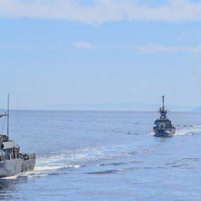 Και το όνομα αυτού «Ηρακλής» – Εντάσσεται στο ΠΝ το νέο πλοίο ΓενικήςΥποστήριξης