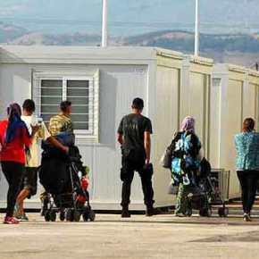 Έπιασαν «πρόσφυγες» με όπλα στο Hot Spot τηςΡιτσώνας…