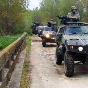 Σε επιφυλακή στρατιωτικές μονάδες του Έβρου: Το 85% του ελληνικού στόλου βρίσκεται στοΑιγαίο