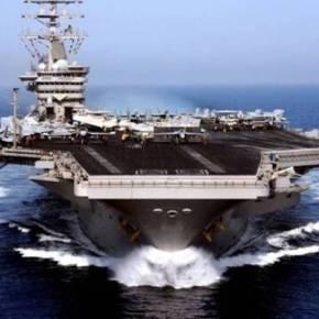 Ραγδαίες εξελίξεις: Αεροπλανοφόρο και 12 πολεμικά πλοία των ΗΠΑ καταφθάνουν στηΜεσόγειο