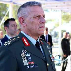 Παρουσία του Αρχηγού ΓΕΕΘΑ στην Κύπρο για τις εκδηλώσεις μνήμης για την τουρκική εισβολή(pics)