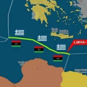 Λιβύη: Ο Στρατός του Χάφταρ «χαράζει» ΑΟΖ με την Ελλάδα – «Στην αποχέτευση τα σχέδια τουΕρντογάν»