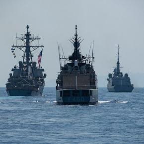 Ισραηλινή «ασπίδα» στην Α. Μεσόγειο: Στρατιωτικές ασκήσεις του ΠΝ νότια τηςΚύπρου