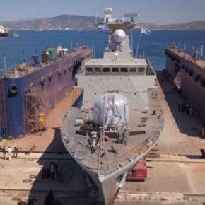 Νέα ρότα για τα Ναυπηγεία Ελευσίνας υπό τηνONEX