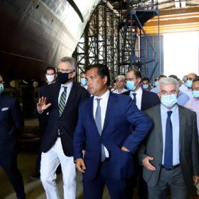 Εντός τριμήνου ολοκληρώνεται το σχέδιο εξυγίανσης των Ναυπηγείων Ελευσίνας από την αμερικανικήΟΝEX