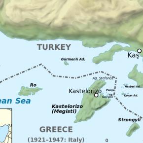 Μας προειδοποιούν οι Αμερικανοί: «Η Τουρκία στοχοποιεί το σύμπλεγμαΚαστελορίζου»