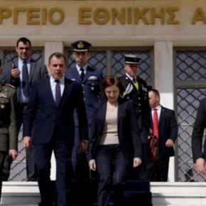 ΑΠΟΚΛΕΙΣΤΙΚΟ: Στην Αθήνα στις 8 Ιουλίου η Γαλλίδα ΥΠΑΜ ΦλοράνςΠαρλύ