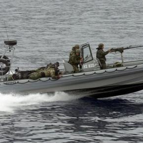 «Αστακός» το Αιγαίο: Το νέο σκάφος των Αμφίβιων Καταδρομέων με ταχύτητα 67 κόμβους αλλάζει ταδεδομένα