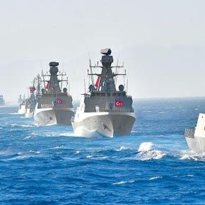 Δρούγος: Τι ετοιμάζει η Τουρκία και προβάλει αεροναυτική υπεροχή «Expeditionary Force» στηνπεριοχή