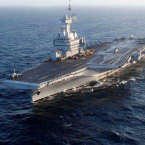 Ο Γαλλικός στόλος στέλνει το αεροπλανοφόρο Charles de Gaulle ανοιχτά της Λιβύης! Ώρες πριν τη μεγάλημάχη