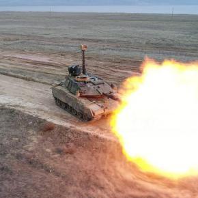 Αρματικό ισοζύγιο Ελλάδας-Τουρκίας: Στον Έβρο τα 169 εκσυγχρονισμένα M-60TM της τουρκικής 1ηςΣτρατιάς