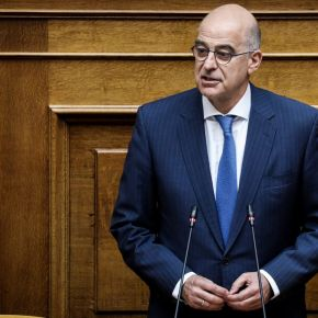 Ν. Δένδιας: Επιθυμούμε διάλογο με την Τουρκία αλλά όχι υπό καθεστώς εκβιασμών καιπροκλήσεων